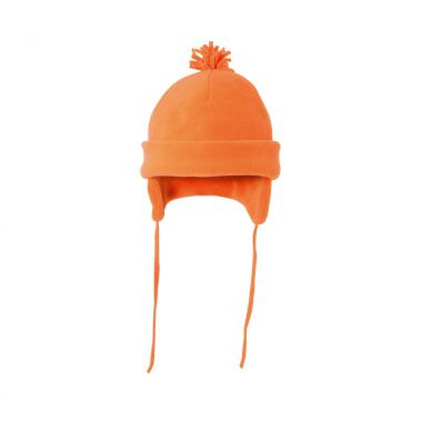 Oranje Fleece wintermuts